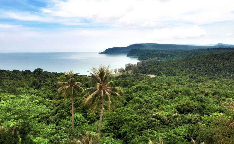 Islas del Sur en Camboya
