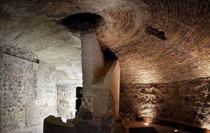 Ruta Inquisidora subterranea de Toledo