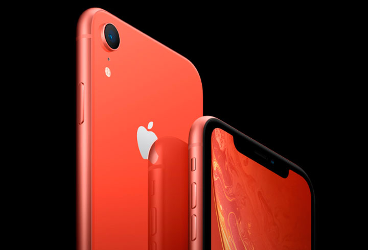 Ultimos iPhone bajan las ventas iPhone XR