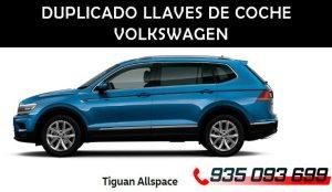 copia llaves codificada Volkswagen