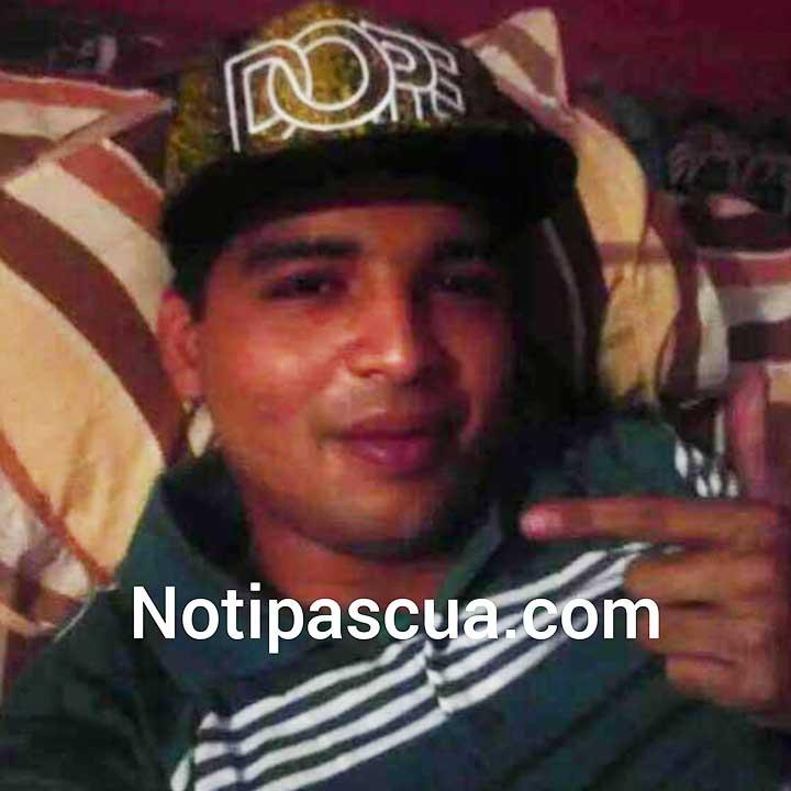 Anthony Jose Camero de 24 años abatido por detectives del Cicpc
