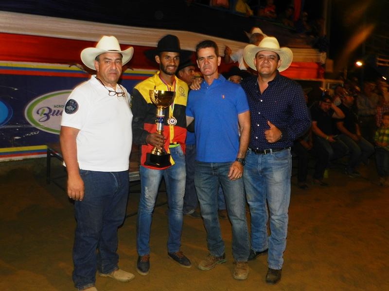 Beiker Therese en representación de Táchira, tercer lugar individual en Copa Feveco 2019