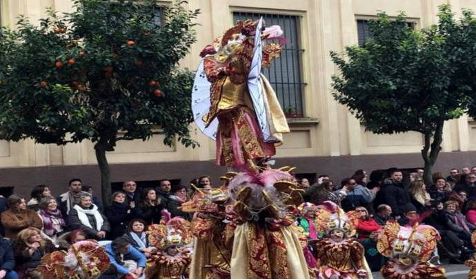 Badajoz se disfruta en carnaval