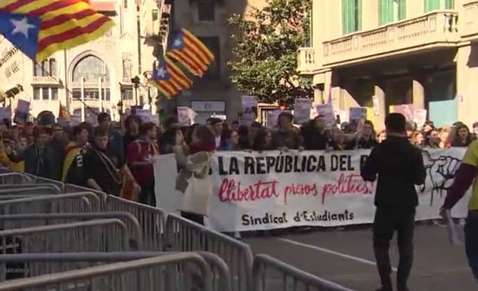 Juicio politico proces catalan
