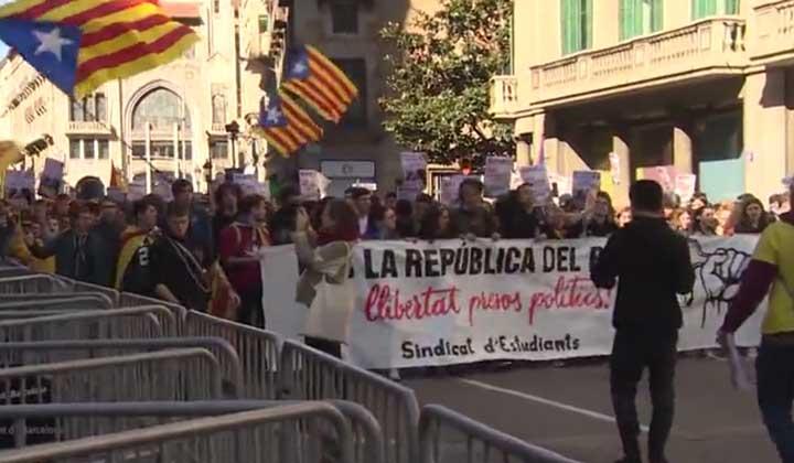 Juicio politico proces catalan