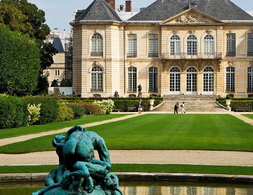 Museo Rodin y sus exposiciones llenas de amor.