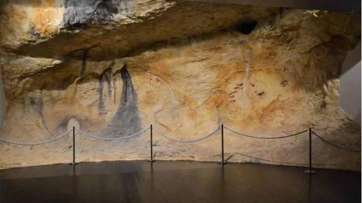 Cuevas de Sant Josep. Llenas de pinturas rupestres.