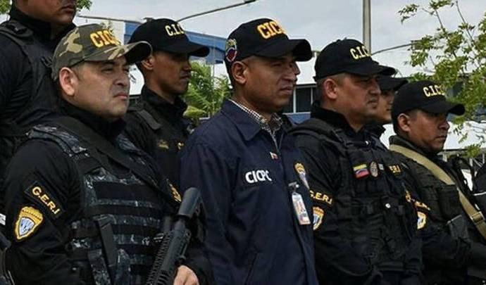 CICPC crea nuevo grupo de ataque,GERI, contra el hampa.