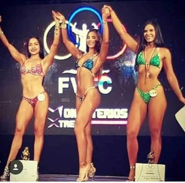 La guarique_a Jocely P_rez es campeona nacional de fitness.jpg