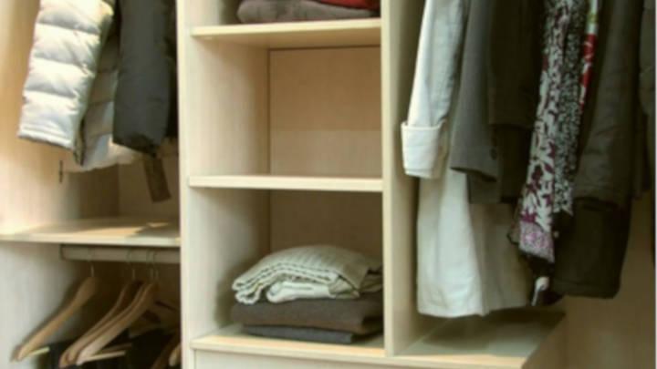 El lugar ideal para la caja fuerte dentro del hogar.