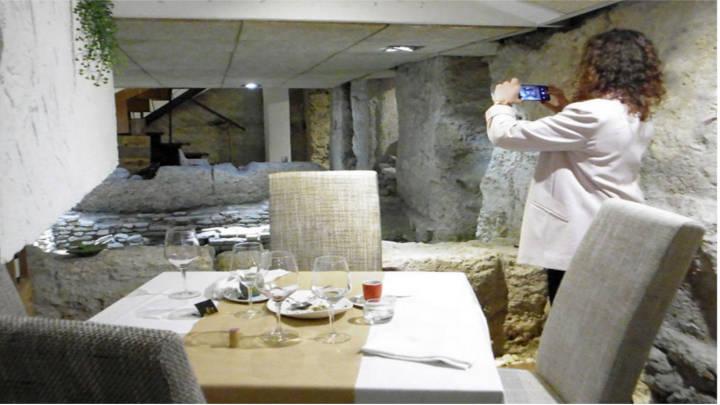 Restaurante La Fragua de Vulcano de ambiente y atención árabe