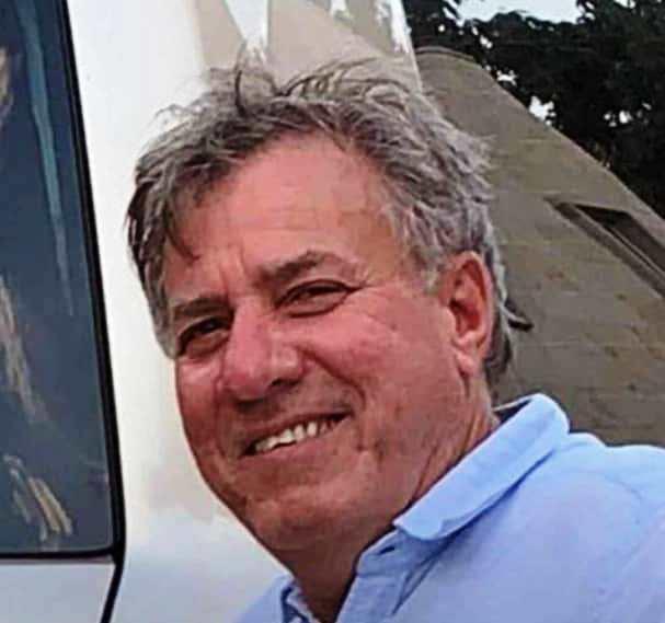 Carlos Malaspina (59) murió luego de sufrir un accidente en el sector El Roble de la carretera Chaguaramas - Memo.