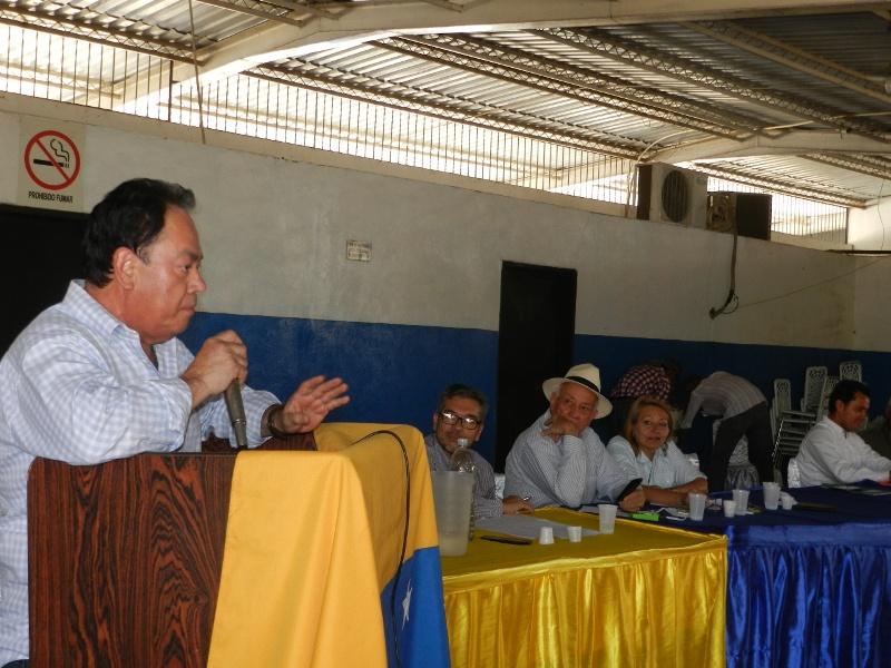 Agroalimentario AN y coordinador político del Plan País