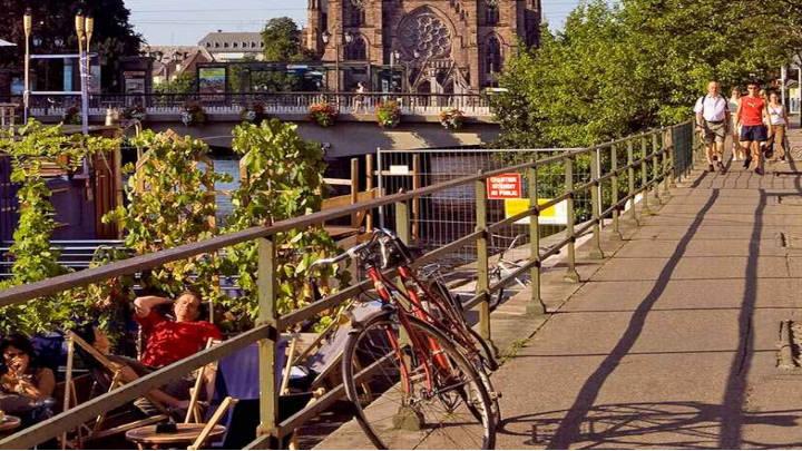 Pedalear es una delicia en estos 5 ciudades europeas
