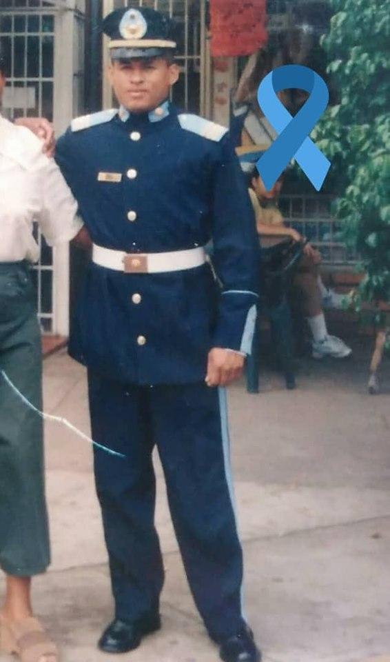 Ponce Hidalgo Emilio Jose de 41 años al parecer era funcionario de la Policia del estado Guárico