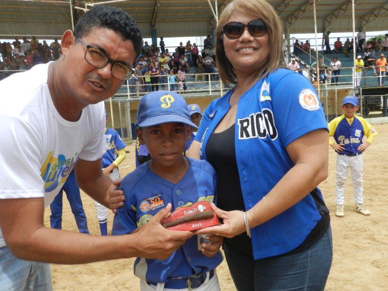 Edwuard Morales del municipio Infante es el Jugador Más Valioso