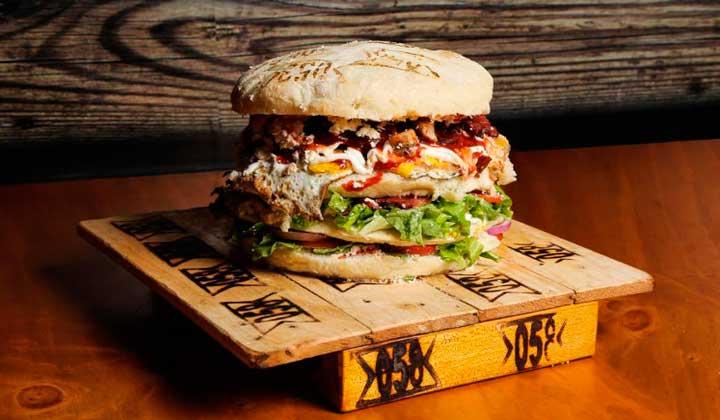 hamburguesa burger