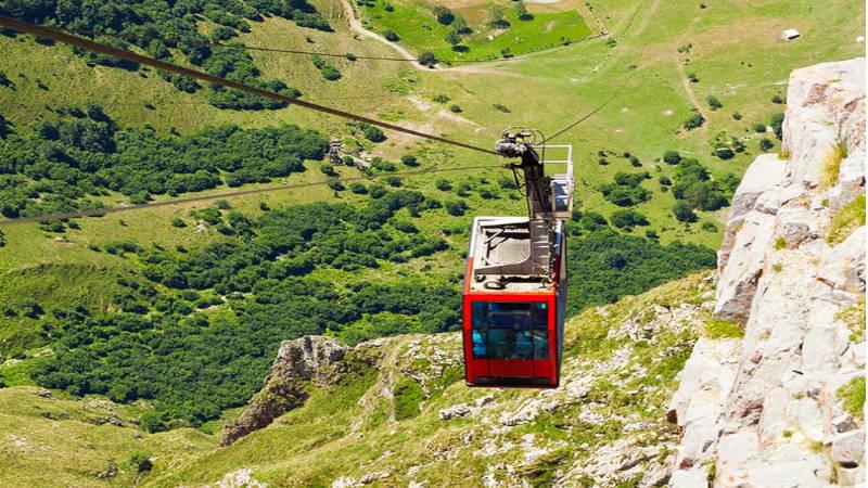 2ª Escapada: Prados de Áliva (Cantabria) Teleférico de Fuebte Dé