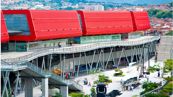 Parque Explora, exposiciones y actividades interactivas de gran entretenimiento