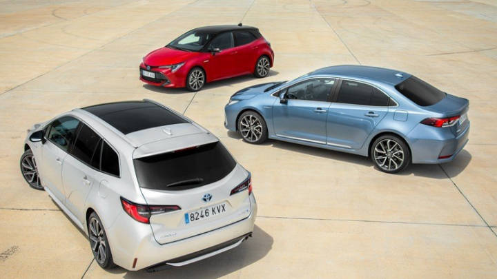Toyota Corolla 2019, versiones potentes de gran comportamiento