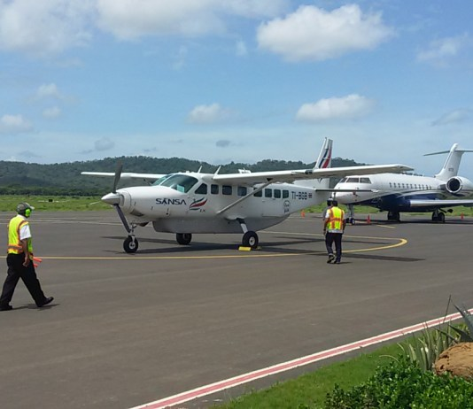 Aeropuerto Costa Esmeralda, Tola, Mukul, Grupo Pellas