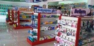 Farmacity, E Chamorro, Grupo Pellas