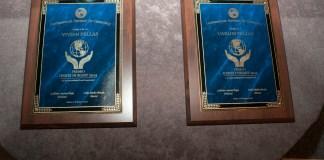 Premio Henri Dunant 2014, Carlos Pellas, Vivian Pellas