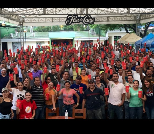 Compañía Licorera de Nicaragua, CLNSA