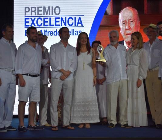 Premio a la Excelencia F. Alfredo Pellas 2017