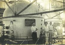 maquinaria Ingenio San Antonio