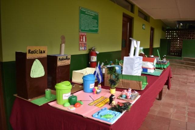 proyectos colegio modelo SER San Antonio