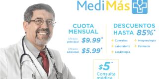 MediMás, HVP