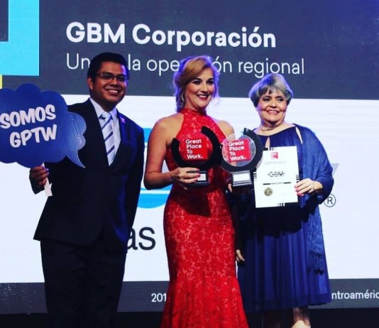GBM, Great Place to Work 2019