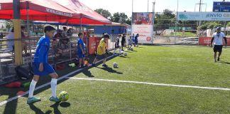 Academia Navideña Zona Deportiva