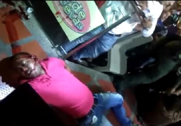Matan a presunto atracador y hieren a otro en la calle 61 con carrera 32