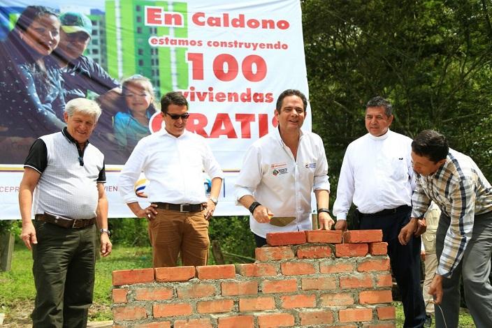 496 viviendas gratis de la fase dos quedarán en manos de familias caucanas de escasos recursos