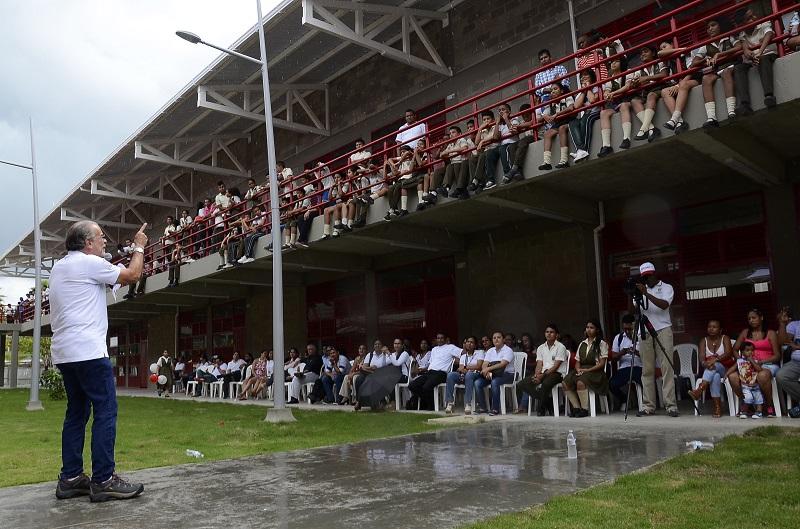 Villa Olímpica estrenará colegio con capacidad para 1.000 estudiantes