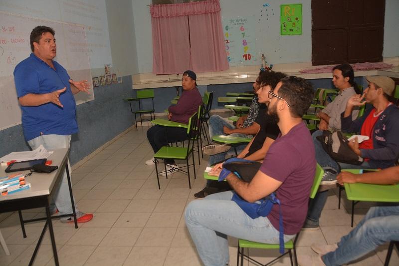 1.180 nuevos alumnos inician clases en la EDA