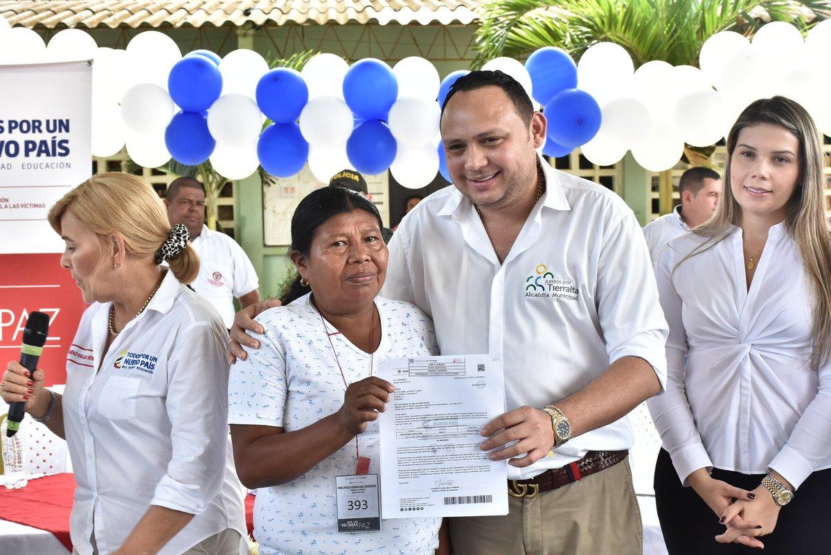 Procuraduría suspende 3 meses al Alcalde de Tierralta, Córdoba
