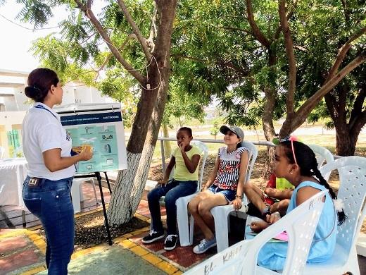 Jornadas de atención integral en  Galapa y Soledad