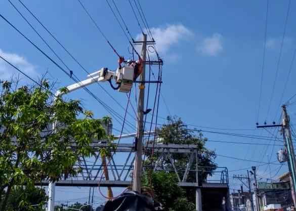 El 1° de septiembre Acciones para la mejora del servicio en el circuito Veinte de Julio 14