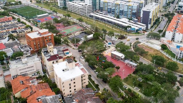 Alcalde Char inaugurará Hoy el Nuevo Parque de Villa Tívoli