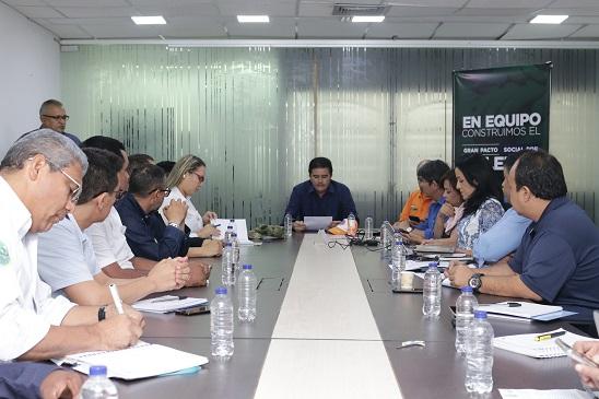Alcalde Rodolfo Ucrós anuncia creación de la Oficina de Gestión del Riesgo en Soledad