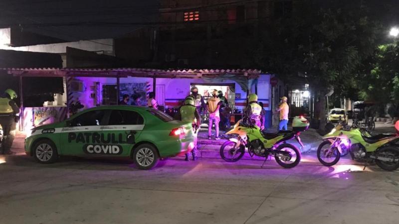 'Pico y cédula' rige desde este jueves en Barranquilla y Atlántico