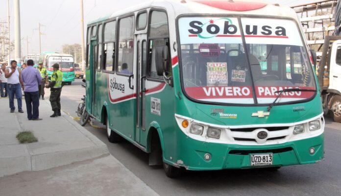 ATENCIÓN: Pico y Cédula en buses y Transmetro la nueva medida de la Alcaldía