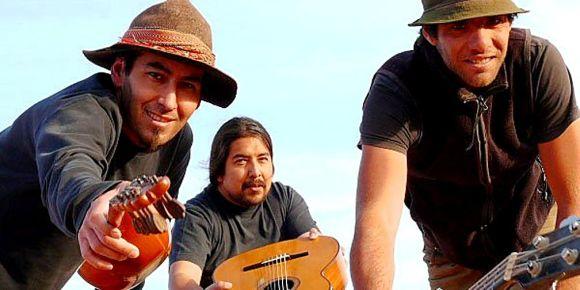 Juan Cruz Torres, Apu Condorí y Pablo Narezo
