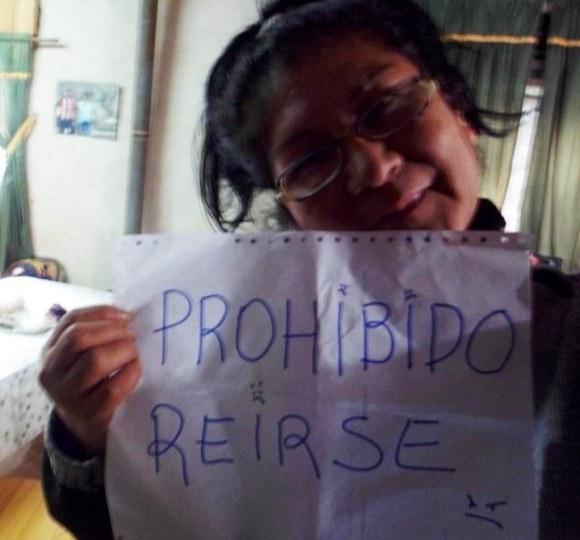 Mirta Iñigo (de Jujuy), enviada desde Moreno (Bs. As.)