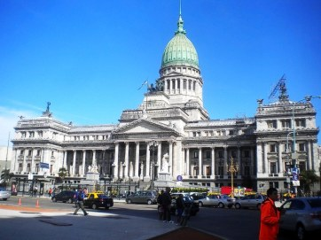 El Congreso Nacional. (Foto: Pablo Harvey)