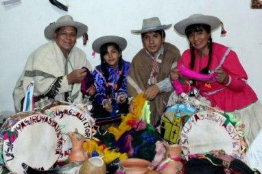 "Los Ocloyas ""Iruya - Santa Victoria"". (Foto: Iruya.com)."