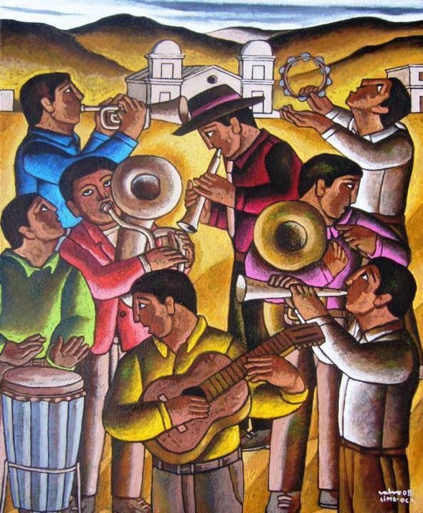 001 Músicos Jesus Victor Salvador Portuguez (Víctor Salvo)